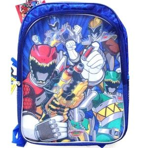 Backpack - Power Rangers School Bag